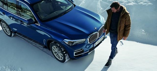 Комплекти оригінальних зимових коліс BMW